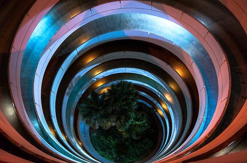 Geometrical Rings - San Diego, California