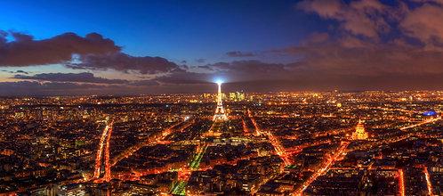 City Of Lights - Paris, France