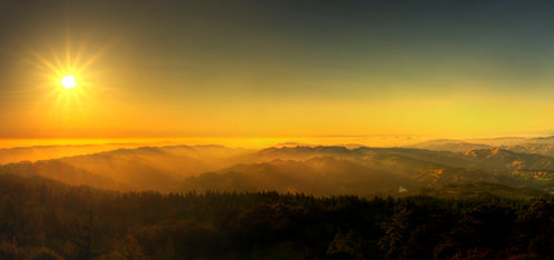 Another Day - Mount Tamalpais, California