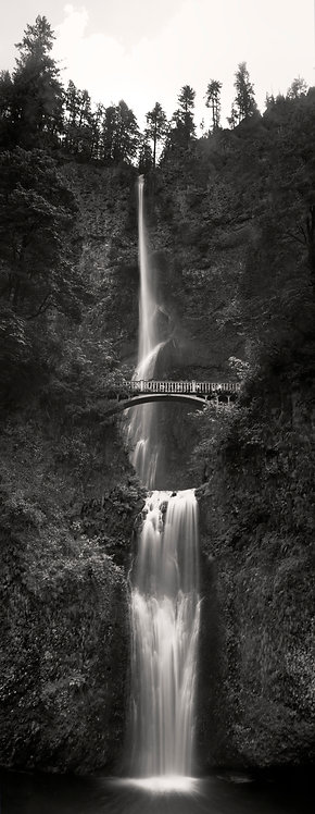 Multnamoh Falls - Multnamoh County, Oregon