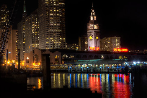 Port Of San Francisco - San Francisco, California