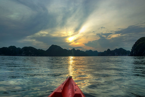 Explore The Unknown - Halong Bay, Vietnam