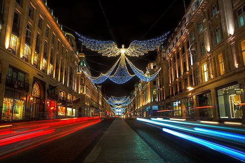 Regents Street - London, United Kingdom