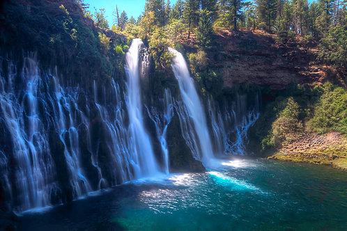 Burney Falls - Burney, California