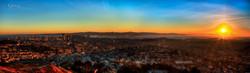 Sunrise at Twin Peaks