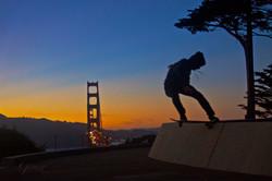 A skateboarders Paradise