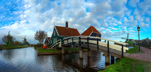 The Humble Life   - Zaanse Schans, Netherlands