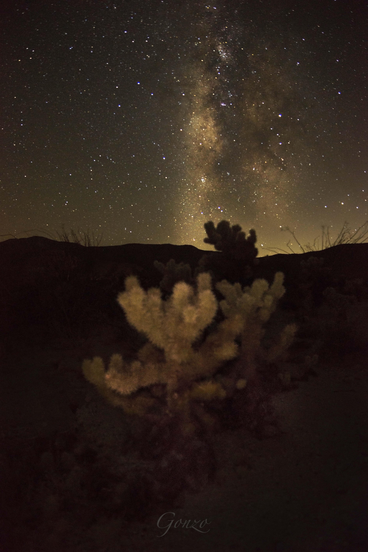 Galactic Desert