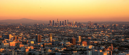 The City Of Angels - Los Angeles, California