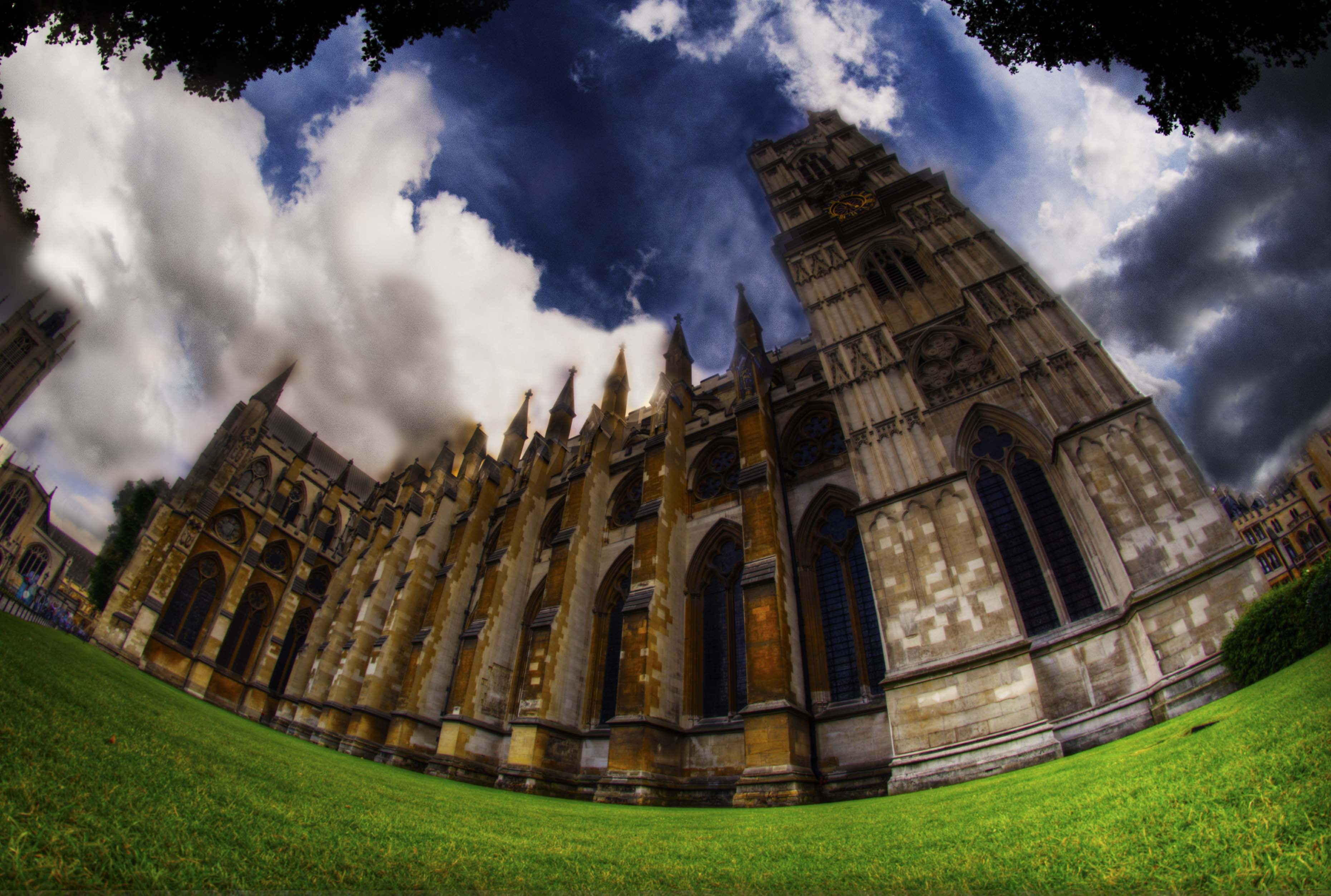 WestMinister Abbey HDR1