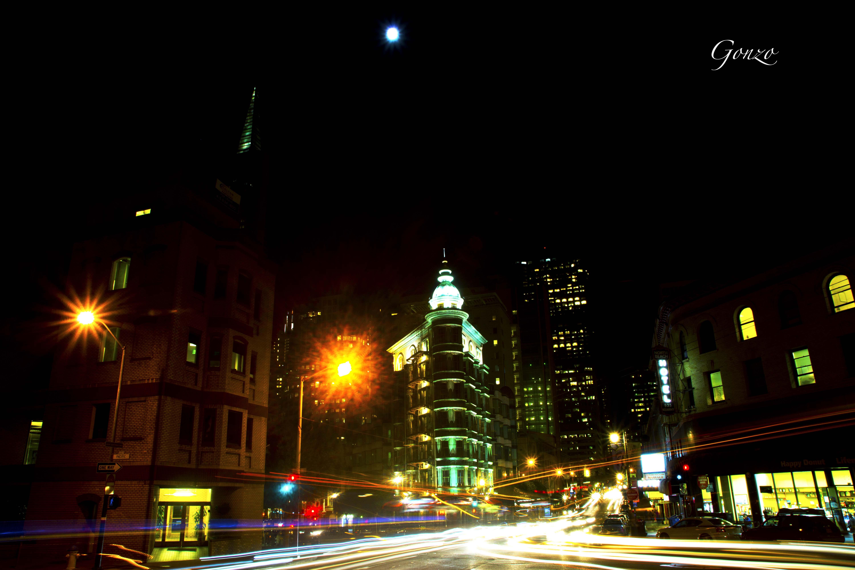 North Beach City Lights