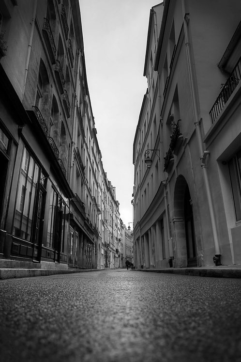 Streets Of Paris - Paris, France