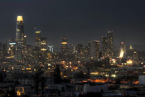 Urban Life - San Francisco, California