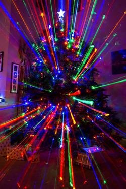 Xmas Tree LightShow