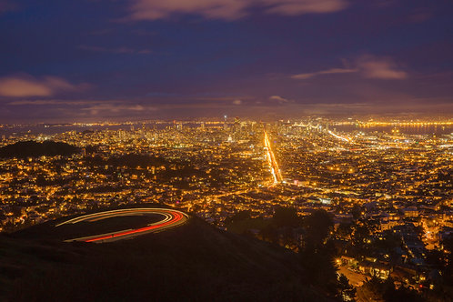 Carpe Noctem - San Francisco, California