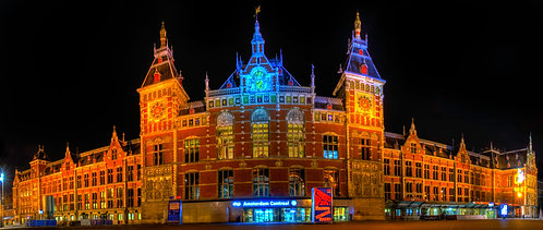 Centraal - Amsterdam, Netherlands