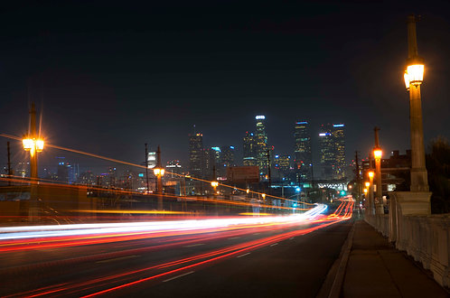 City Rush - Los Angeles, California
