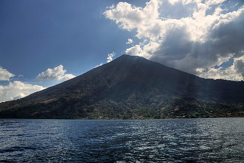 A Time And Place - Volcán San Pedro, Lake Atitlán, Guatemala