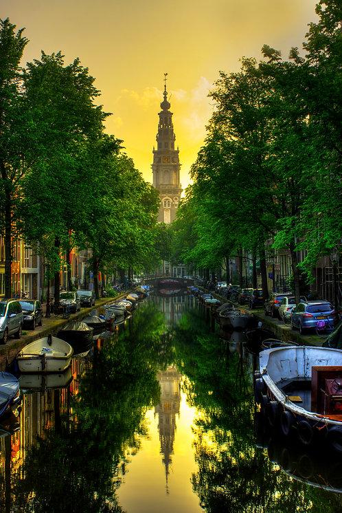 Dreaming Of Amsterdam - Amsterdam, Netherlands