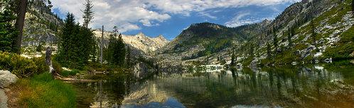 Top Of The World - Trinity Alps Wilderness, California