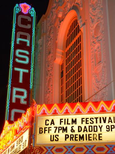 The Historic Castro Theatre