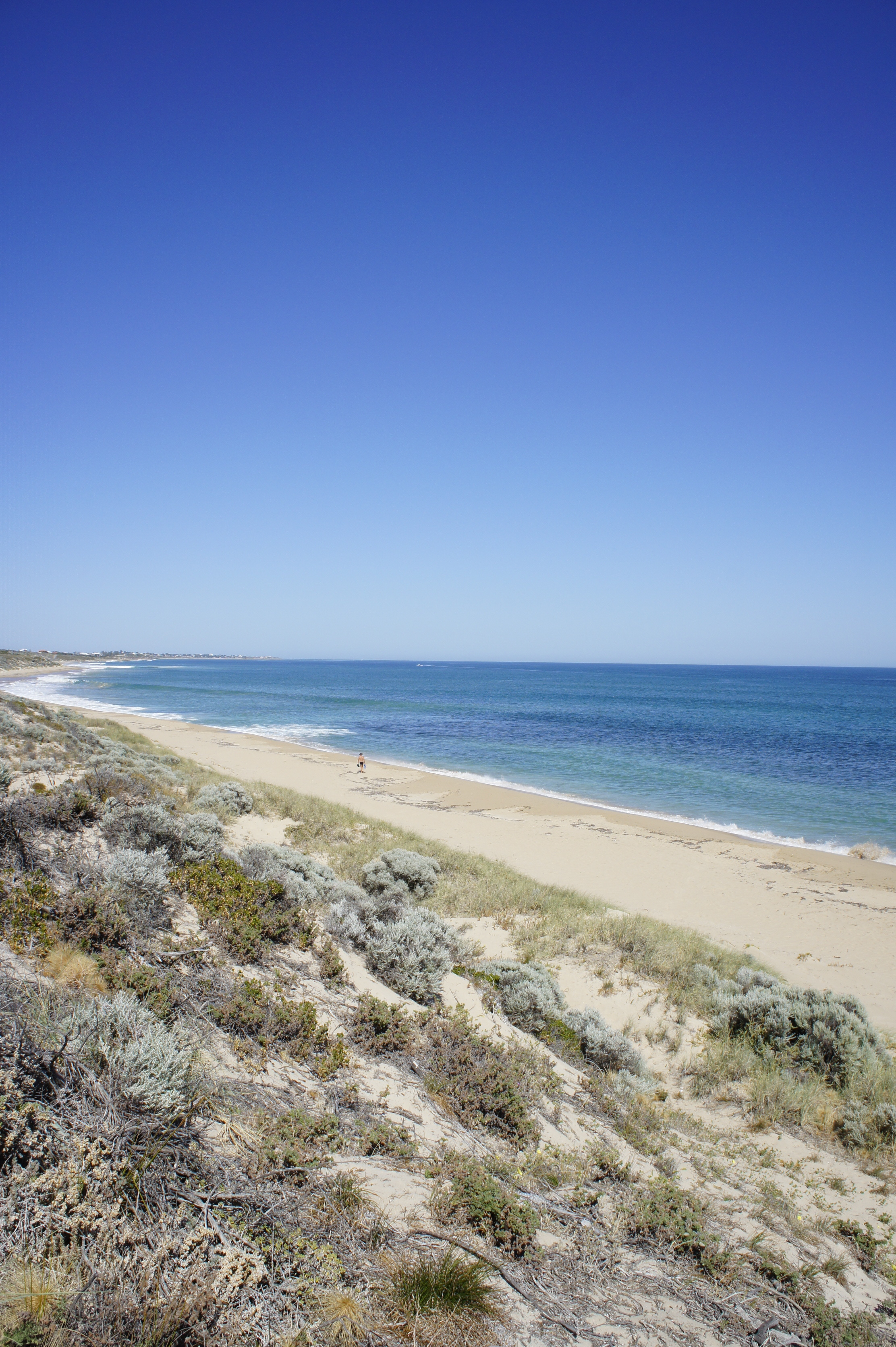 Mandurah beach-house beach