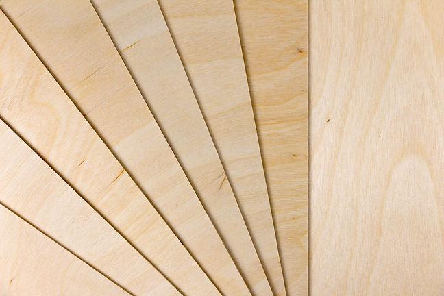 plywood fan