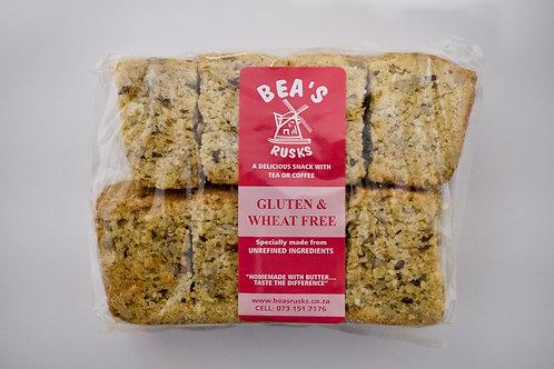 Gluten & Wheat Free