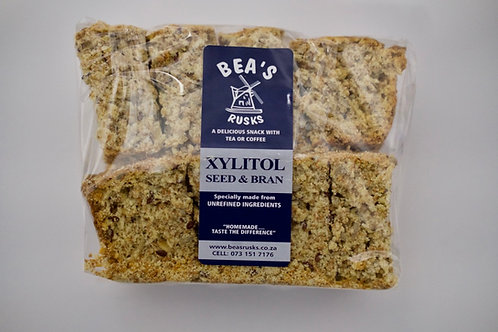 Xylitol, Seed & Bran