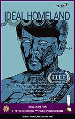 ITFF 2019 Best Short Film Award withLaur