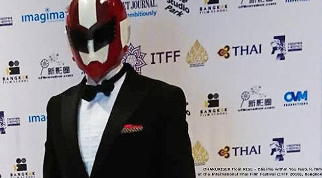 Thai Film Awards Gala Event 2018 International Thai Film Festival Bangkok Thailand ITFF 2018