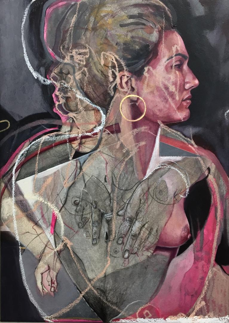 Untitled Figure Painting