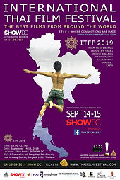 International Thai Film Festival 2019 - ITFF 2019