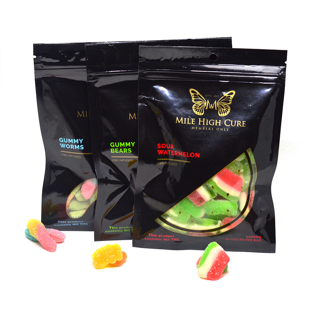 Mile High Cure Gummy Combo