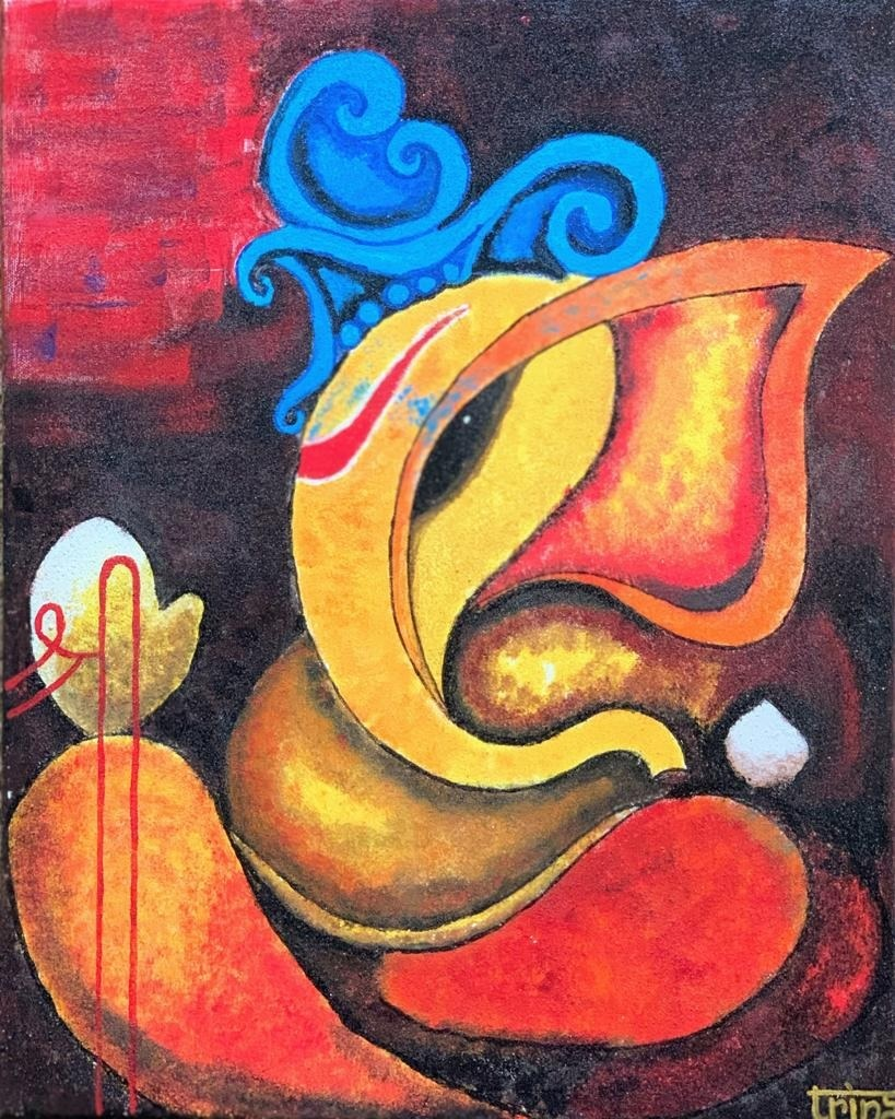 Art: Trina Dutta