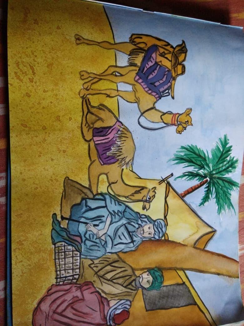 Art: Madhushree Kundu