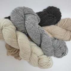 アルパカ100%毛糸(手紡ぎ)