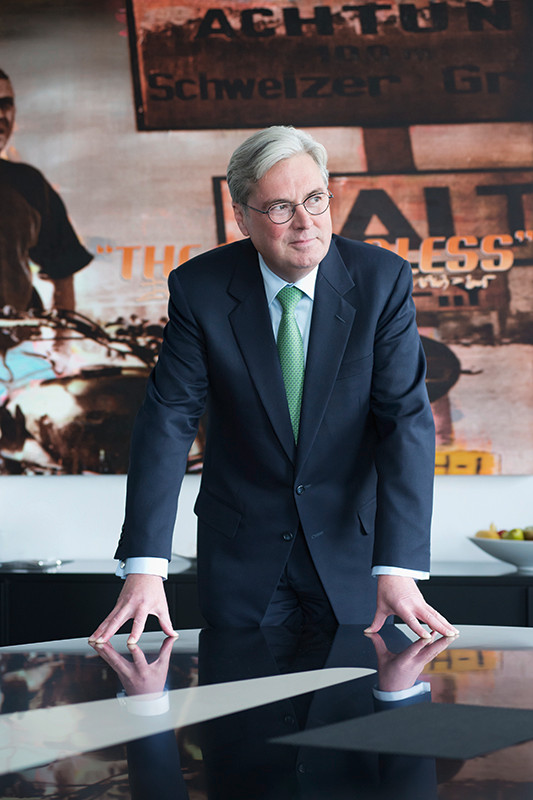 Hariolf Kottmann - CEO Clariant