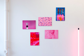 Exhibition view «To be continued...» Balzer Projects, 2019
