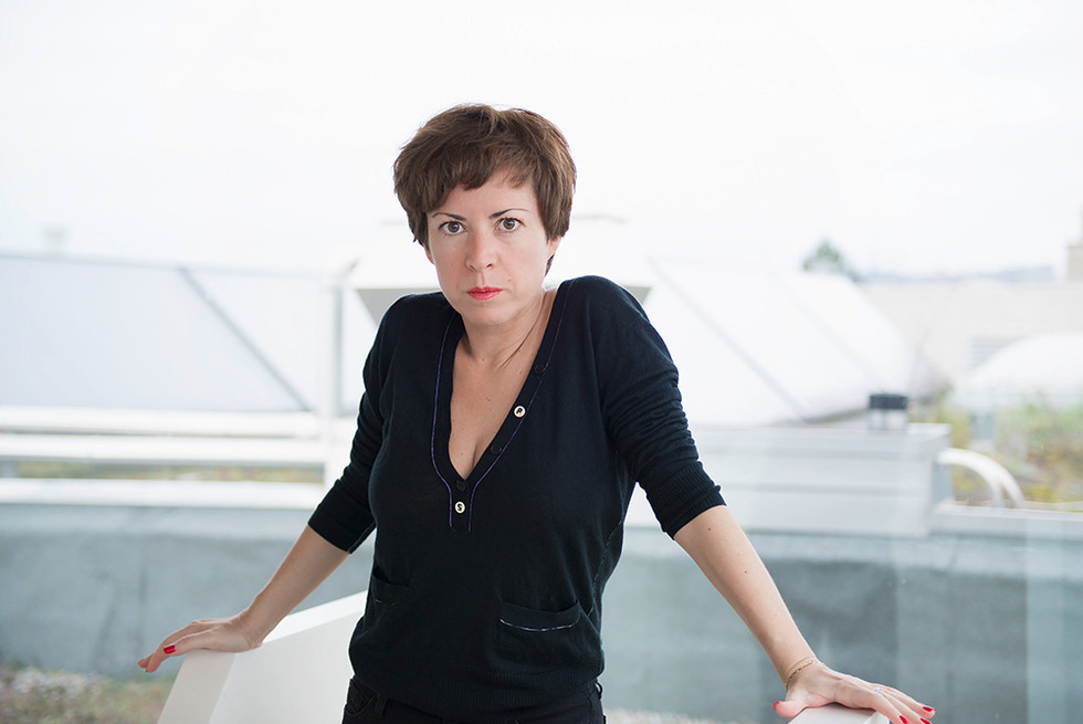 Chus Martínez, Head of the Institute of Art FHNW, Basel