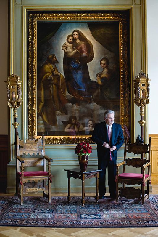 Hans Wiedemann - Managing Director Palace