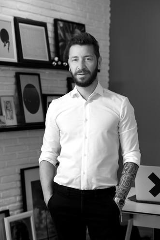 Nino Izzi, Creative Director, Silentstudio