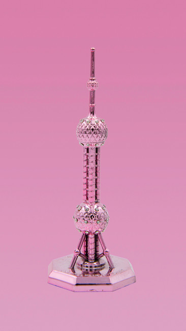Pink Collection Shanghai, extract