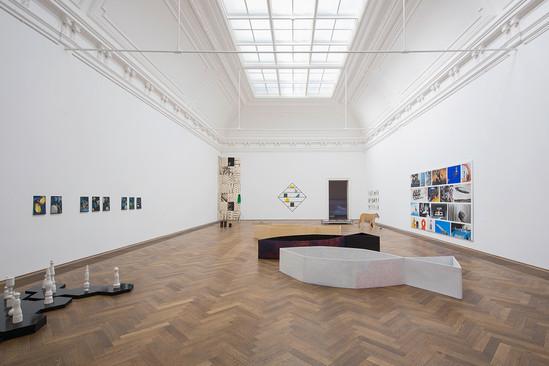 HGK Master exhibition Kunsthalle Basel 2015