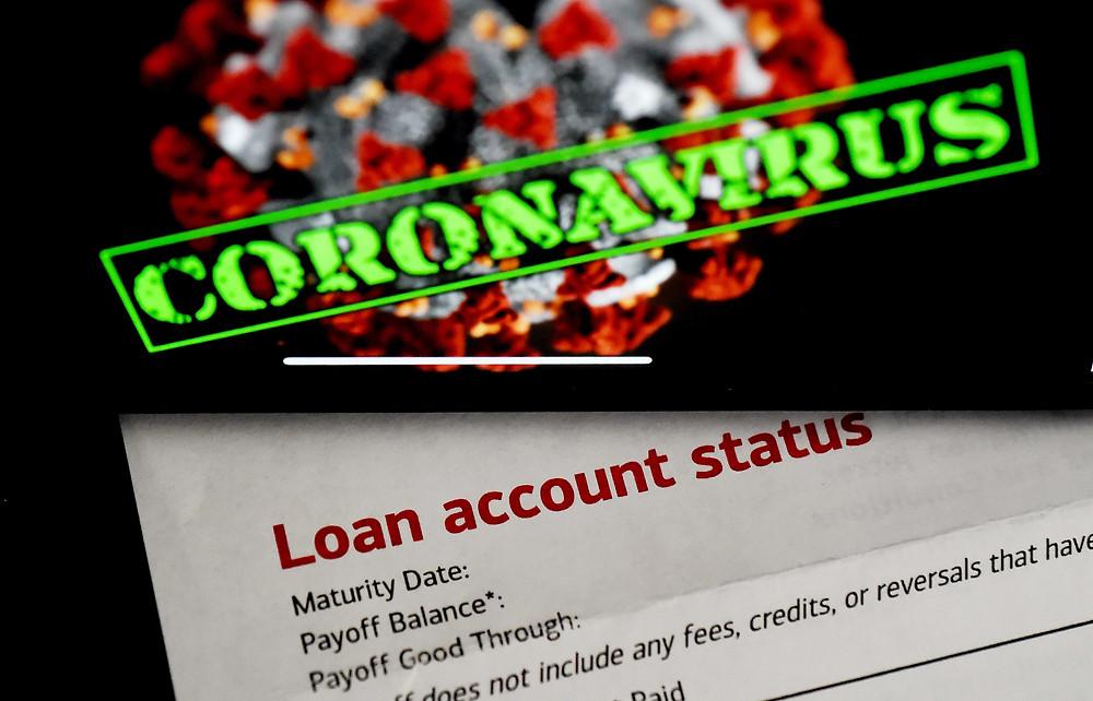 Coronavirus measures for loan payments