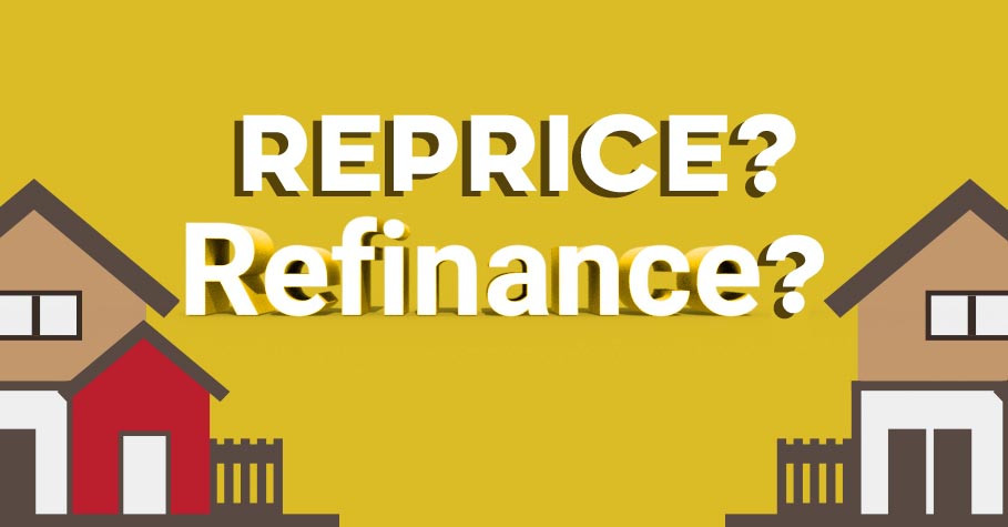 Reprice and Refinance