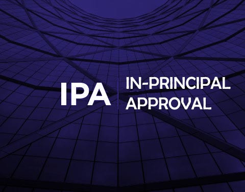 In-Principal Approval