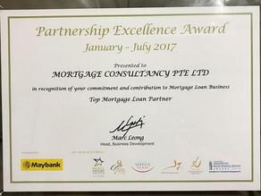 Partnership Excellence Award - MayBank
