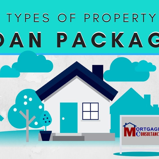 Four Types of Property Loan Packages in Singapore