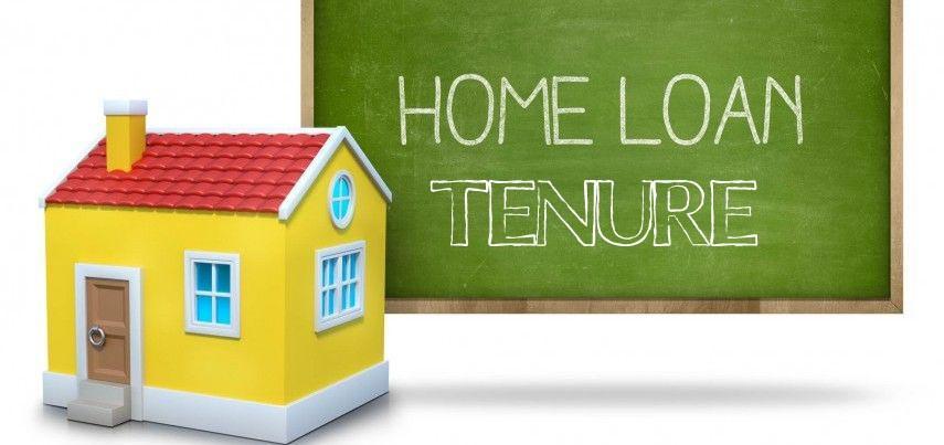Home loan tenure